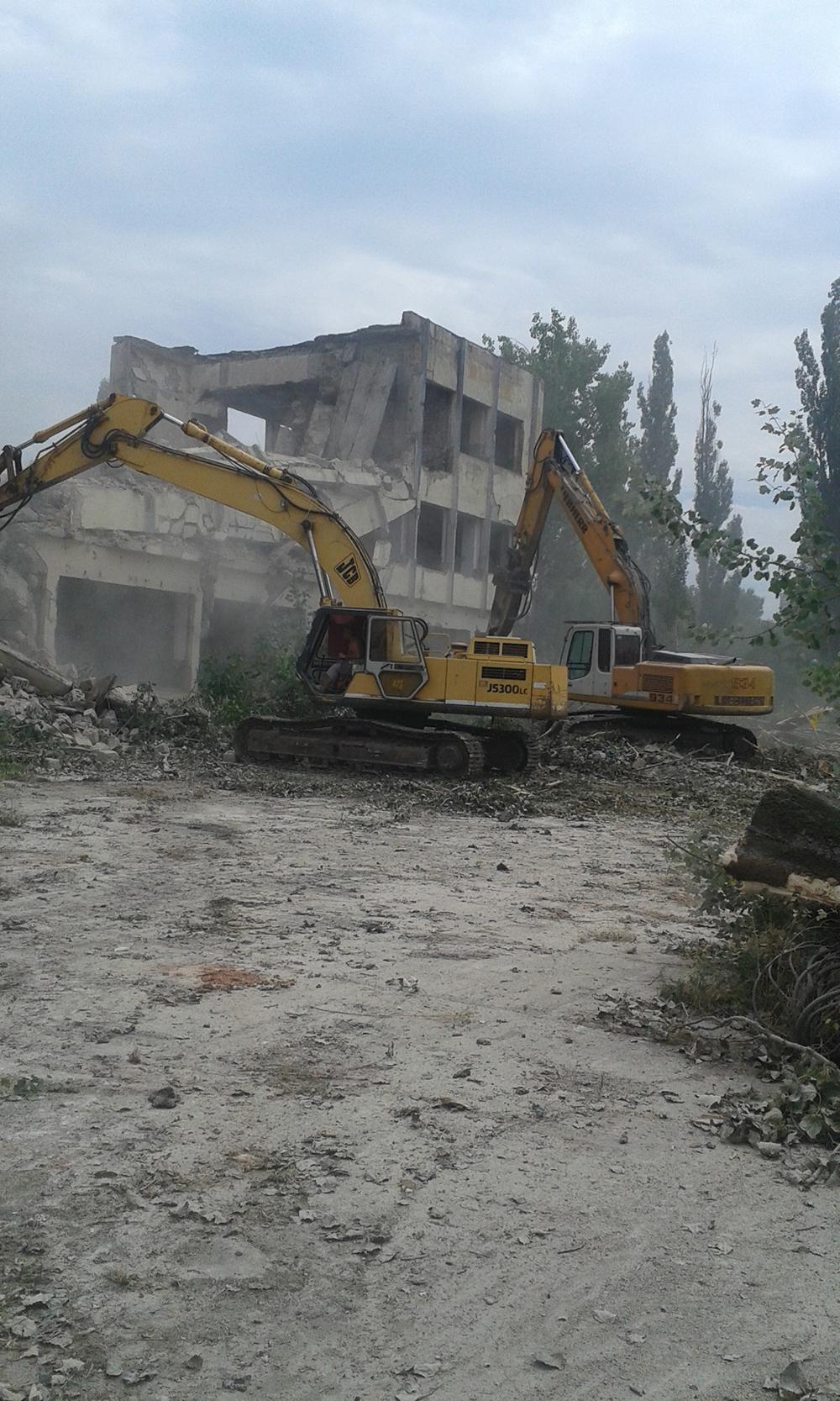 Demolare Timisoara (4)