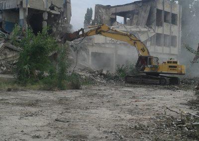 Demolare Timisoara